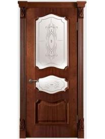 дверь шпонированный